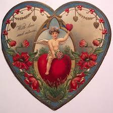 Image result for vintage valentines day