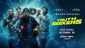 Truth Seekers Season 1 on Amazon Prime ...