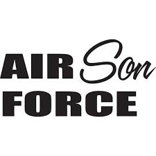 Air Force Son Decal