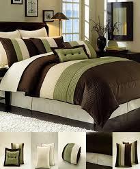 choco brown regatta comforter set twin