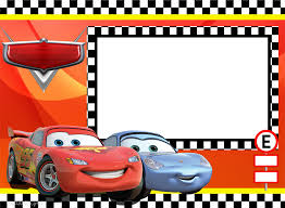 Cars Party Free Printable Kit Cumpleanos Cars Decoracion