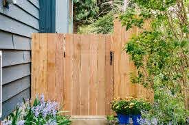 How To Replace A Fence Gate Home Improvement Projects To Inspire And Be Inspired Dunn Diy Seattle