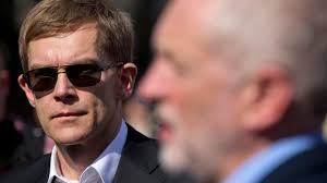 Peter Mandelson bonds with Corbyn's enforcer, Seamus Milne | News | The  Sunday Times