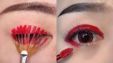 makeup transformations from tik tok