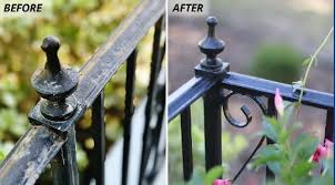 How To Paint Exterior Railing Sherwin Williams
