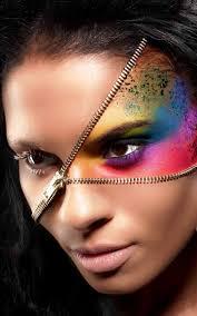 cool halloween makeup ideas for women