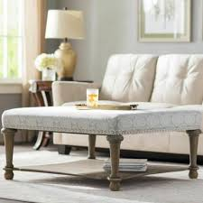 tufted ottoman coffee table cocktail