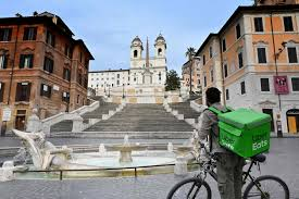 Coronavirus in Italy: The surreal reality of life in Rome - The ...