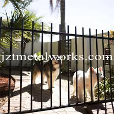 China Metal Fence Garden Fence Decorative Fence Panel Aluminum Fence With Fence Post China Railing Fence Post