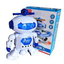 Đồ chơi robot thông minh có khả năng xoay được 360 độ và nhảy múa ...