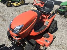 used kubota gr2100 lawn and garden for