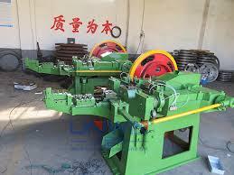 list uniwin nail making machine