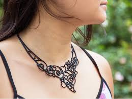 pion necklace by batucada the grommet