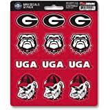 Amazon Com Georgia Bulldogs Dawgs Decal For Yeti Tumbler We Don T Sell Tumblers Decal Georgia Football Decal Ozark Trail Tumbler 2 75 H X 4 W Home Improvement