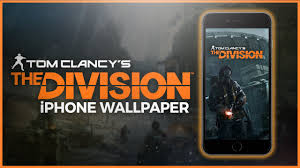 division iphone android wallpaper