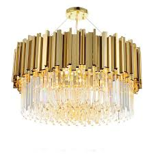 crystal chandelier lighting fixture