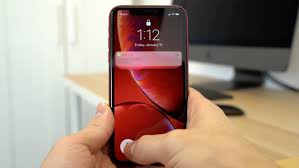 what haptic touch on the iphone xr can