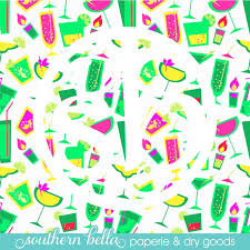 Tropical Pool Cocktails Printed Pattern Vinyl Outdoor Htv Glitter Htv Summer Tumblers Hot Pink Decal Tshirt Yeti Vinyl Craft Vinyl Cktls2