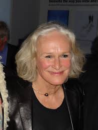 Glenn Close after giving an outstanding reading during a performance with  bassist Flea from RED HOT CHILI PEPPERS and saxophonist/composer Ohad Talmor  at The Sundance HP House during Sundance 2014. Photo by