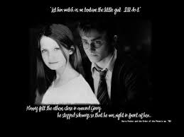 harry ginny harry potter fond d ecran fanpop
