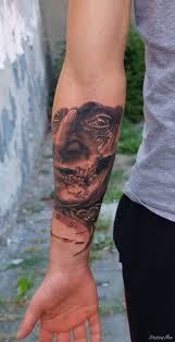 Pomysl Na Dokonczenie Przedramienia Chce Rekaw Tatuaze Forum