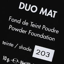 ever duo mat powder foundation review