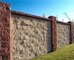 Brick And Wood Fences Cinder Block Fence Ideas Concrete Block With Size 1280 X 960 Cement Block Fence Designs Disenos De Bardas Muro De Bloques Bardas De Block