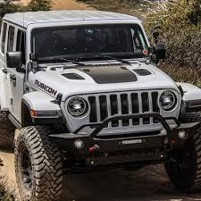Jeep Wrangler Jl Jt Blackout 2018 Rubicon Alphavinyl