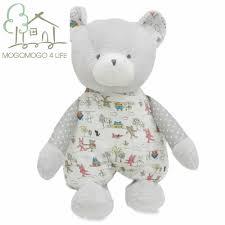 Cao Cấp Gấu Nhồi Bông Cho Trẻ Sơ Sinh Đồ Chơi Đáng Yêu Todder Ngủ Ôm Búp Bê Cho  Bé Gấu Bông Vải Mềm Đồ Chơi|đồ chơi sang trọng