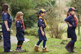 the trouble with s in boy scouts