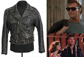 dirty dancing leather jacket