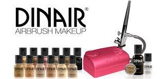 dinair airbrush makeup mom society