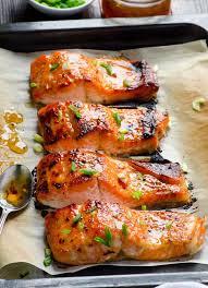thai broiled salmon video ifoodreal