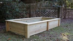 woods safe in garden beds