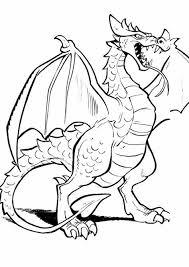 Kleurplaat Efteling De Vliegende Draak Draken Tekeningen
