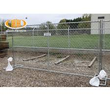 Hot Sell Portable Construction Security Fence Panel Site 12ft Chain Link Temporary Fencing Buy Portable Construction Security Fence Panel Construction Site Fence 12ft Chain Link Temporary Fence Product On Alibaba Com