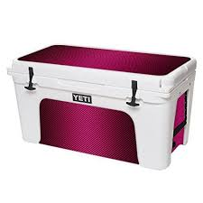 Mightyskins Protective Vinyl Skin Decal For Yeti Tundra 75 Qt Cooler Wrap Cover Sticker Skins Pink Carbon Fiber Continue To Th Yeti Tundra Cool Wraps Cooler