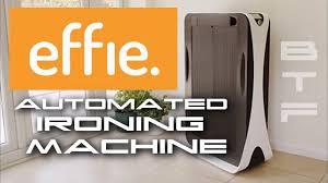 effie - Never Iron Again - YouTube