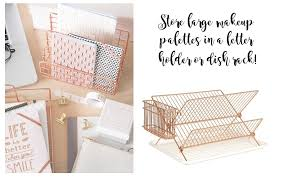10 easy diy makeup storage ideas