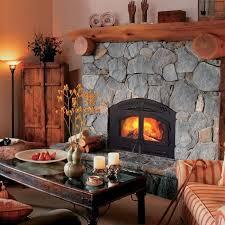 heat n glo northstar wood burning fireplace