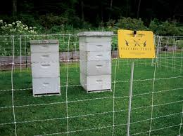 Electric Fence Kit For Apiaries