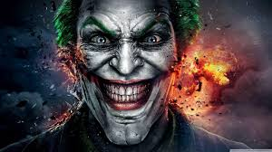 joker face wallpapers wallpaper cave