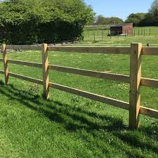Timber Products Fencing Rails Suregreen