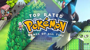 What are the best Pokemon games of all time?