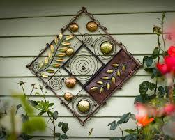 spiral leaf frame selao home and