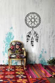 Dreamcatcher Boho Bohemian Indian Wall Decal Sticker 21 W X 46 7 H Lucky Girl Decals