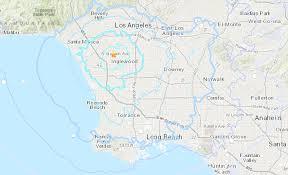 Magnitude 3.7 earthquake strikes near ...