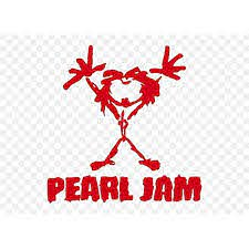 Amazon Com Car Decal Pearl Jam Vinyl Band Music Grunge Home Kitchen