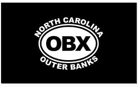 Amazon Com Cafepress Outer Banks North Carolina Rectangle Car Magnet Magnetic Bumper Sticker Automotive