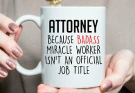 present ideas funny attorney mug